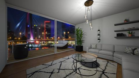 Living view - Living room  - by KathyScott