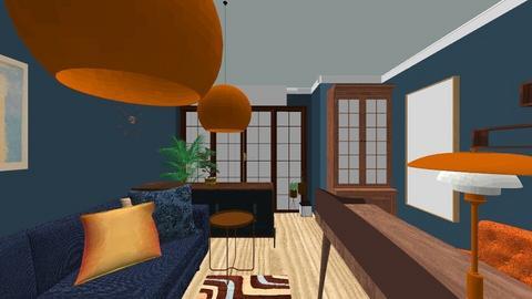 Working room 3 - Eclectic - by Zirona