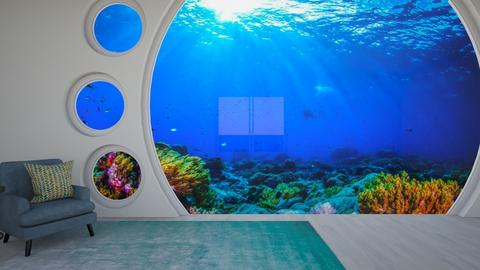 Majestic Underwater - by Anu and Janu