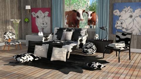 holy cow - Modern - Kids room  - by anchajaya