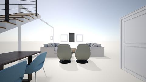 keren yosef - Modern - Living room  - by keren yosef