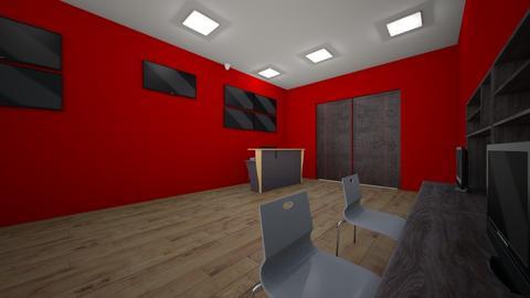 Sala Chacha 2 - Office  - by RBERAUN