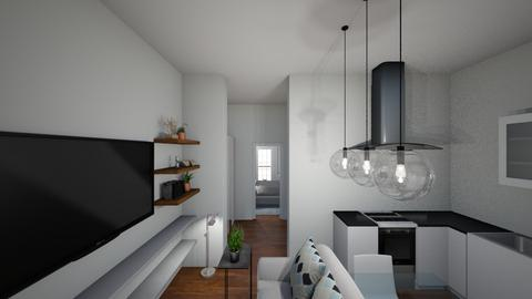 Small Home 9 - Living room  - by Niva T