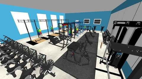NAC Weight Room Plan 1 - by rogue_6c814207a1686ff9683b18f30bdb5