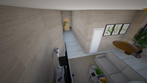 ruang tamu atas - Living room  - by rizaladi