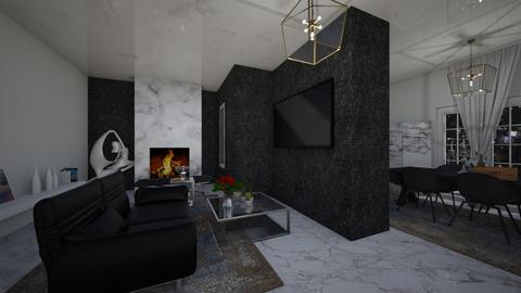 room - Living room - by amila34