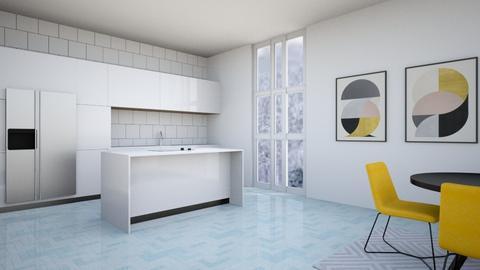 Winter - Kitchen  - by Aristar_bucks