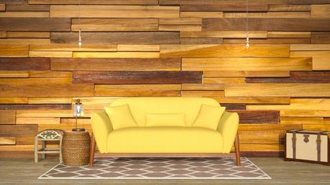 HoneyComb - Country - Living room  - by CitrusSunrise