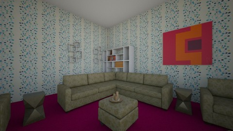 My Dream Room - Glamour - Living room  - by deleted_1585942653_Arishka Jha