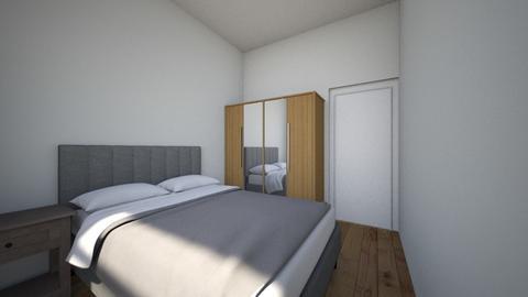 sypialenka - Bedroom  - by AdaPanda