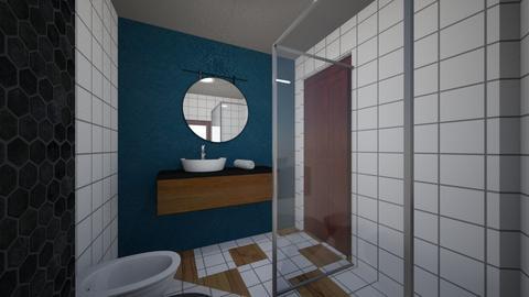 Caterina - Bathroom  - by Katy28