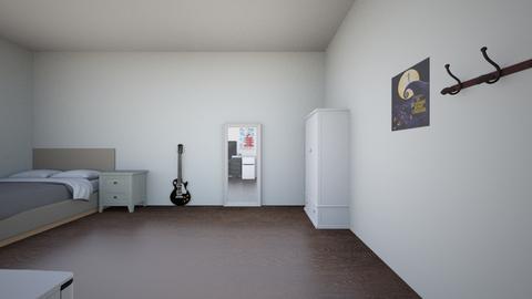 my room - Modern - Bedroom  - by raygellkoolman08