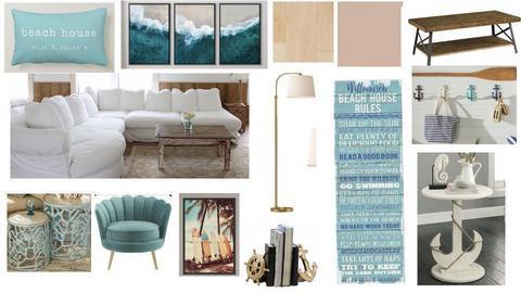 living room moodboard  - by fisherkara
