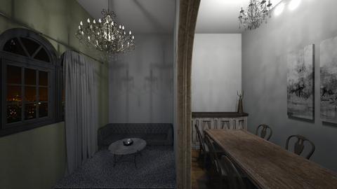 STYLISH LIVING ROOM - Living room  - by ttiavlc