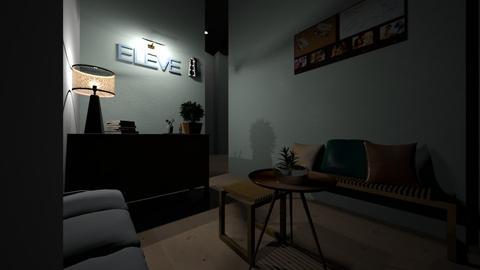 Eleve RECEPCION 01N - by norma_dz