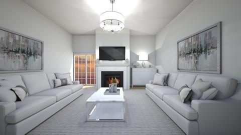 Living room 2 - Modern - Living room  - by Blessing Home Designer