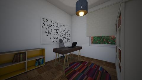 escritorio - by fried