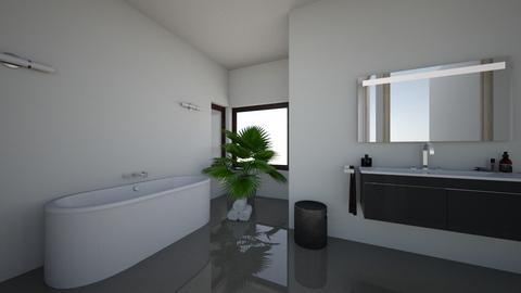 Bathroom_ 1 part_  - Bathroom  - by Neatorina
