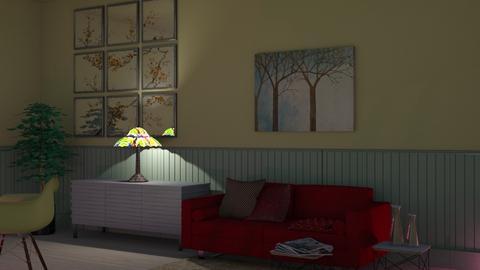 conran  - Living room  - by nat mi