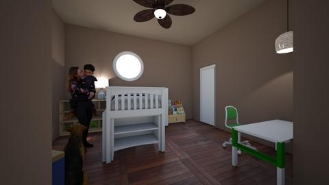 timmys room - Classic - Kids room  - by fluffybottom756