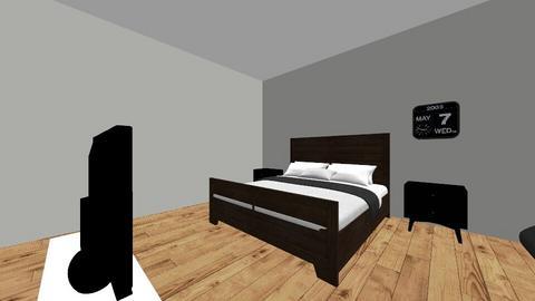 girl teen room - by rkirk50