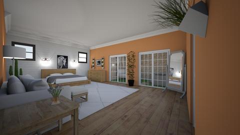 cio - Bedroom - by dena15