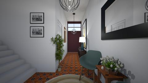 Entry Hall - by d bay