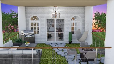 patio space - Garden  - by 32103sarah