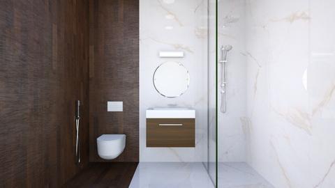 mine - Bathroom  - by kazishidota30