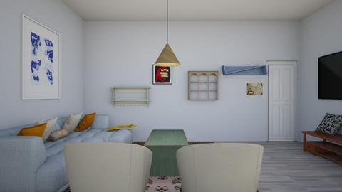 Room  - Bedroom  - by Hannah Kilpatrick