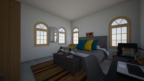 droomkamer_Eneskarakaya - Bedroom  - by Sint Eduardus