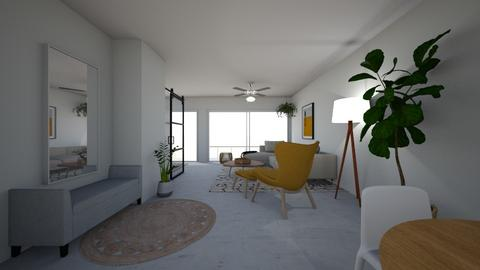 Manely 83 - Living room  - by erlichroni