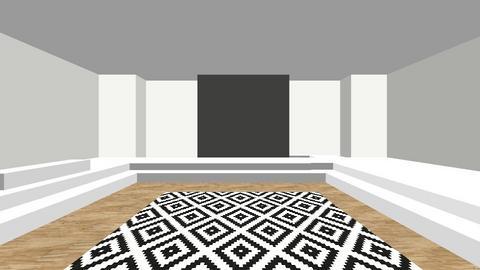 Daniel Tamakloe - Living room  - by Cvms
