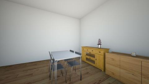 nicky - Minimal - Kids room  - by donessa barrett