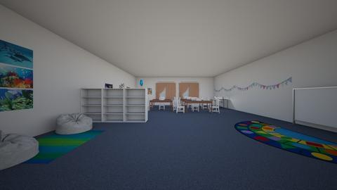 Future Classroom - Office  - by _amalynne