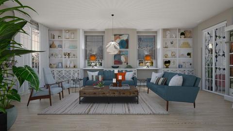 Sociable Living - Modern - Living room  - by janip