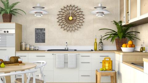 Cook Something - Country - Kitchen  - by stephendesign
