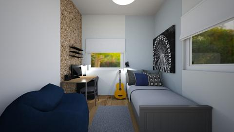 alons room - Kids room  - by michaldesign