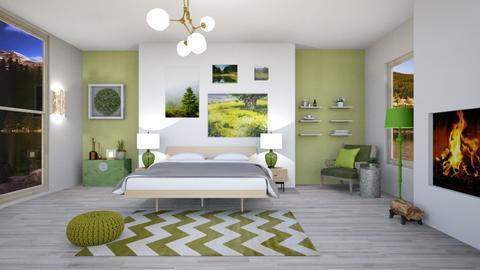 bedroom - Bedroom  - by Martina0205