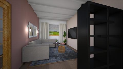 huis mama 2 - Living room - by yvanca99
