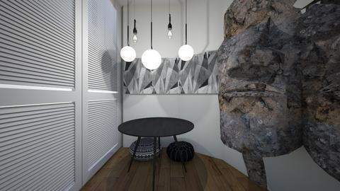 lamp - Living room  - by judsonek