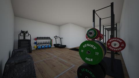 gym - by PaytonBC