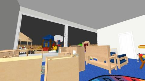 my preschool room  - Kids room  - by jacqthetomboy143