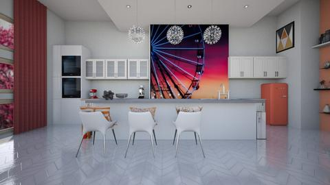 Ferris Wheel - Kitchen - by sjm2025ozark