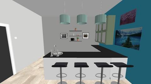 Ella Hillgartner - Kitchen  - by EllaHillgartner22
