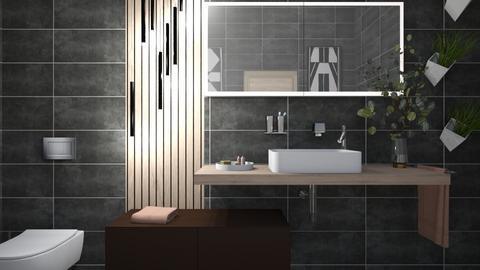 140421a - Bathroom  - by matina1976