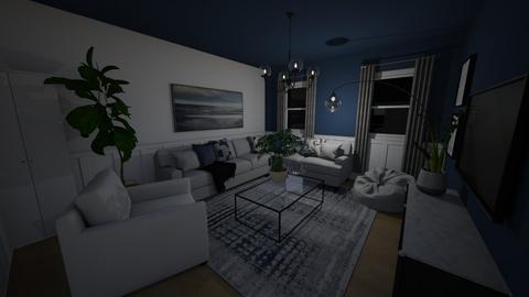 garage - Living room  - by Garage room