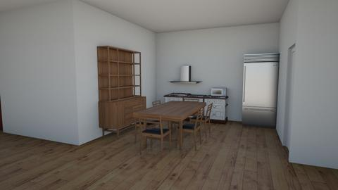 nha1102 - Kitchen  - by tdtruong1102