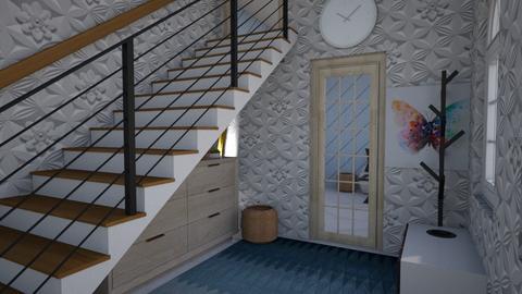 hallway - Modern - by hello4355