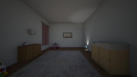 nursery - Kids room  - by Tiabrown1111